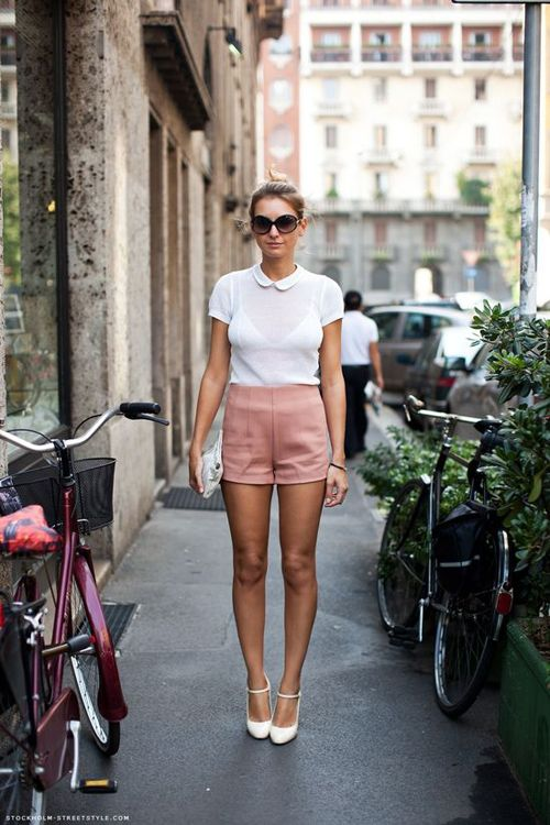 Pretty Street Style Outfits For The Summer 2021