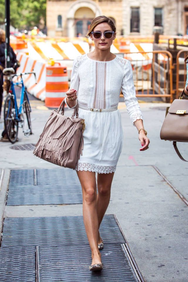 All you need is a white look you can wear this summer