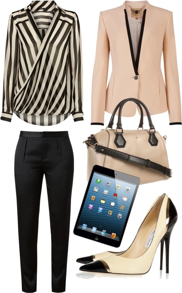 Business Women Modern Polyvore Combinations 2019