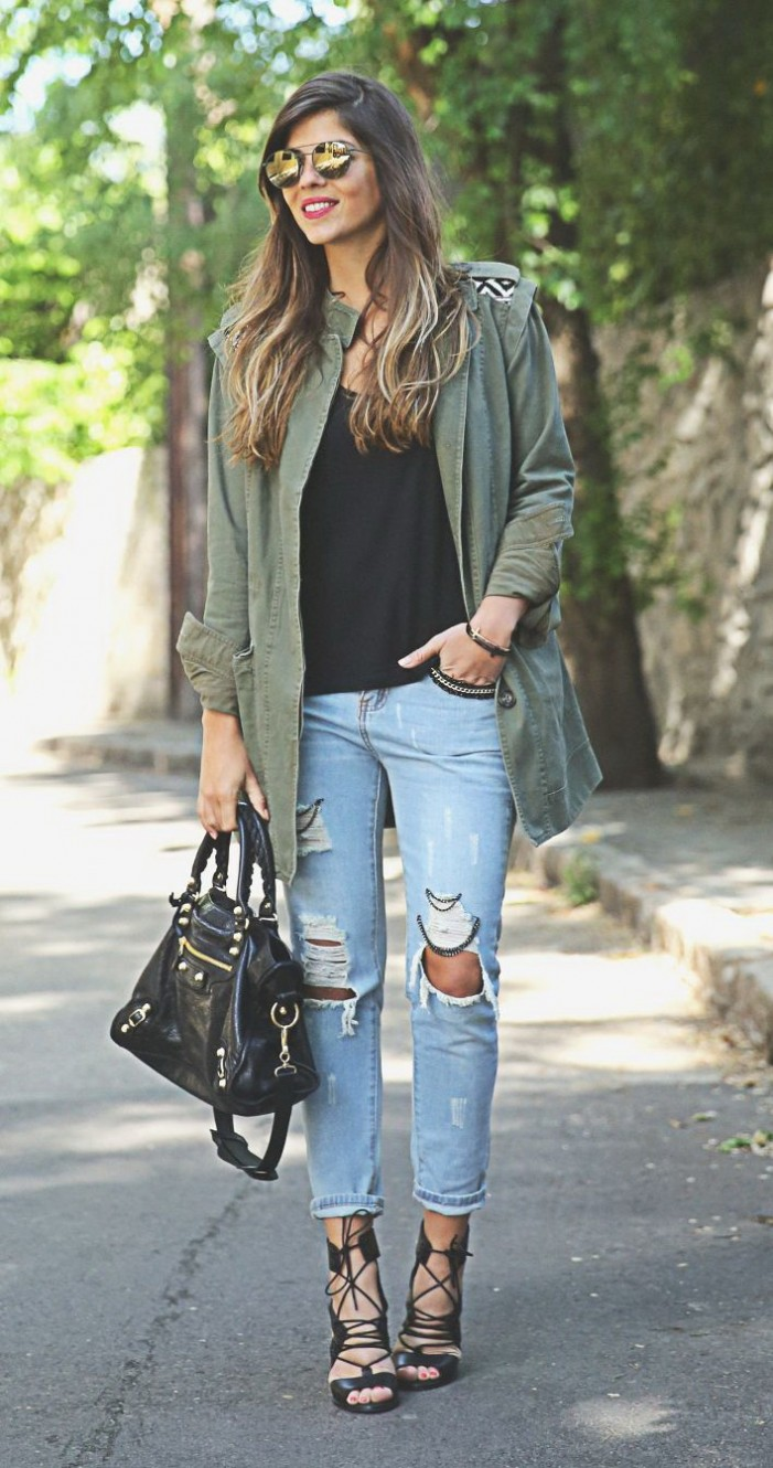 Casual Street Style Outfits For This Season 2021