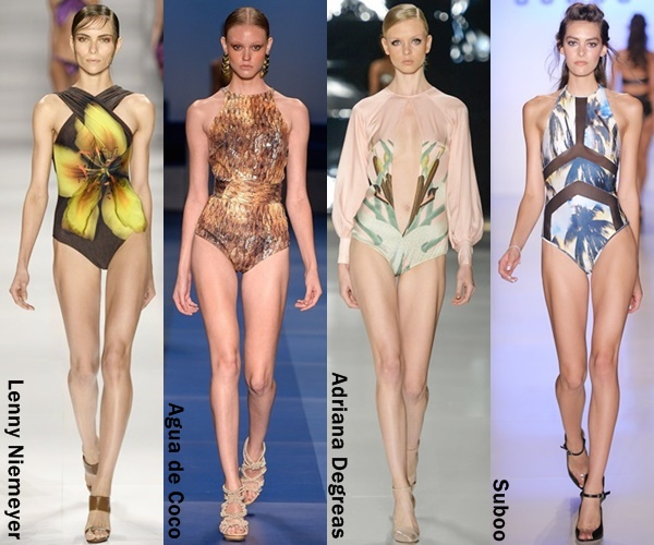 Summer Swimwear and Beachwear Trends
