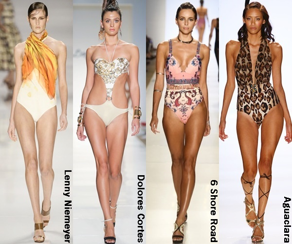 Summer Swimwear and Beachwear Trends 2020