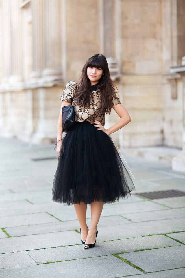 How To Wear: Tulle Skirts 2019