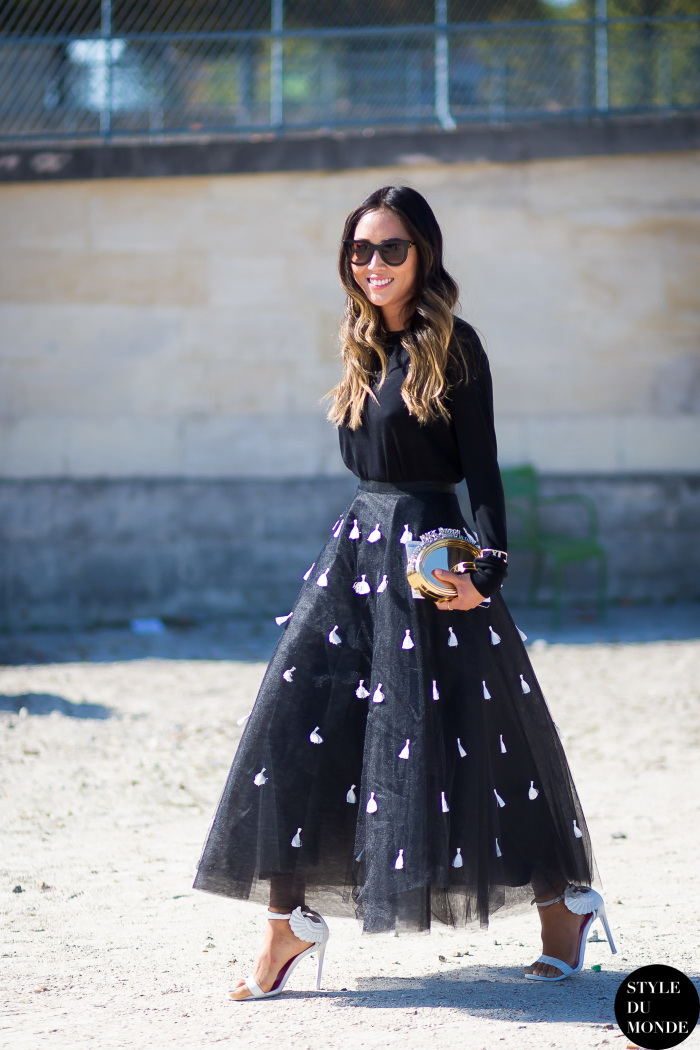 How To Wear: Tulle Skirts