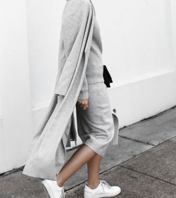 20 Comfy Outfits For A Cold Summer Day 2019