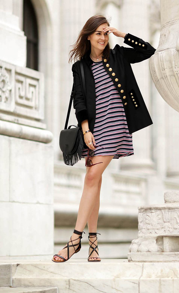 Black Outfit Inspiration Chic Street Style 2018 Become Chic