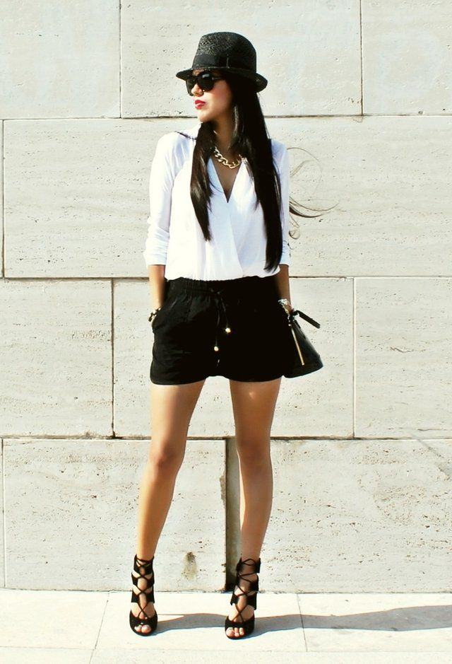 Ladies Shorts for Work 2017 | Become Chic