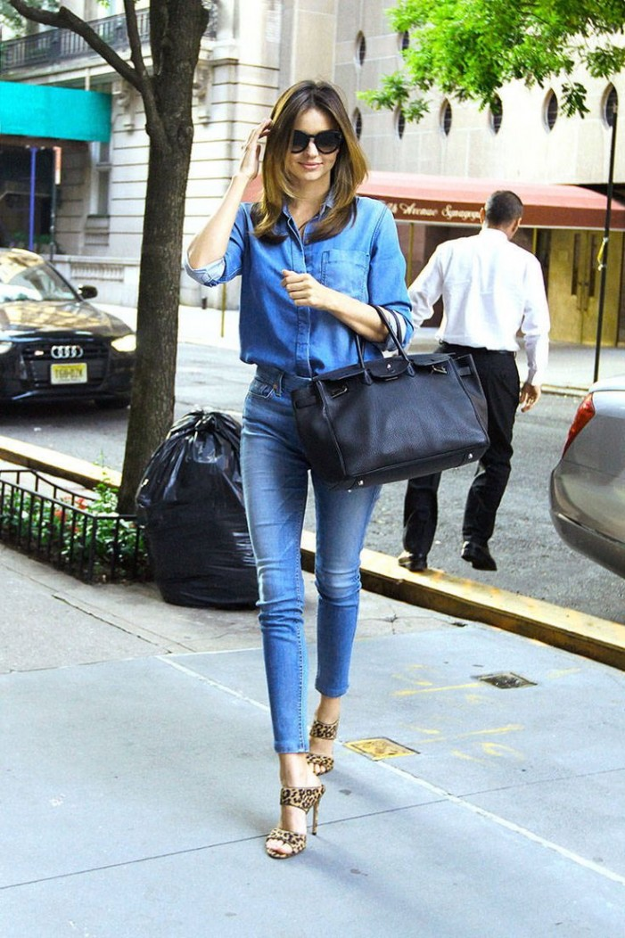 10 Ways To Wear Jeans In The Office (And Still Look Professional)