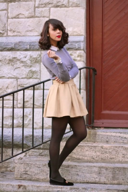 23 New Way to Wear Skirts This Fall