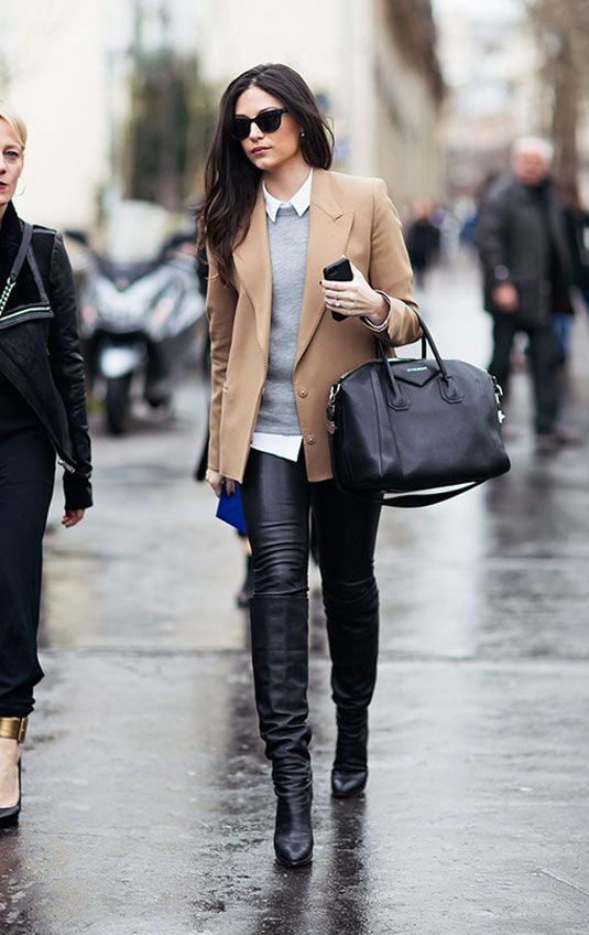 23 Ways to Style Boots This Fall