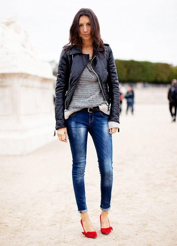 25 Ways to Wear Jeans This Fall