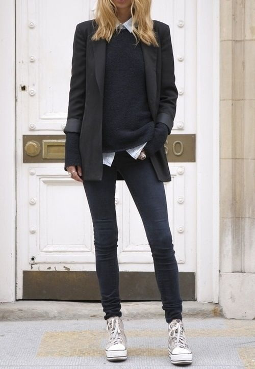 25 Ways to Wear a Blazer This Fall