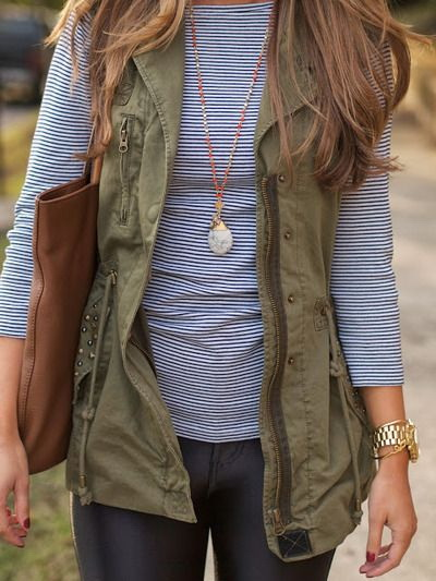 9 Extra-Chic Vests Worth Investing In This Cold Season