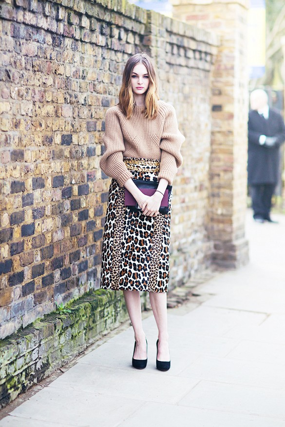 Animal Prints Trend For Summer