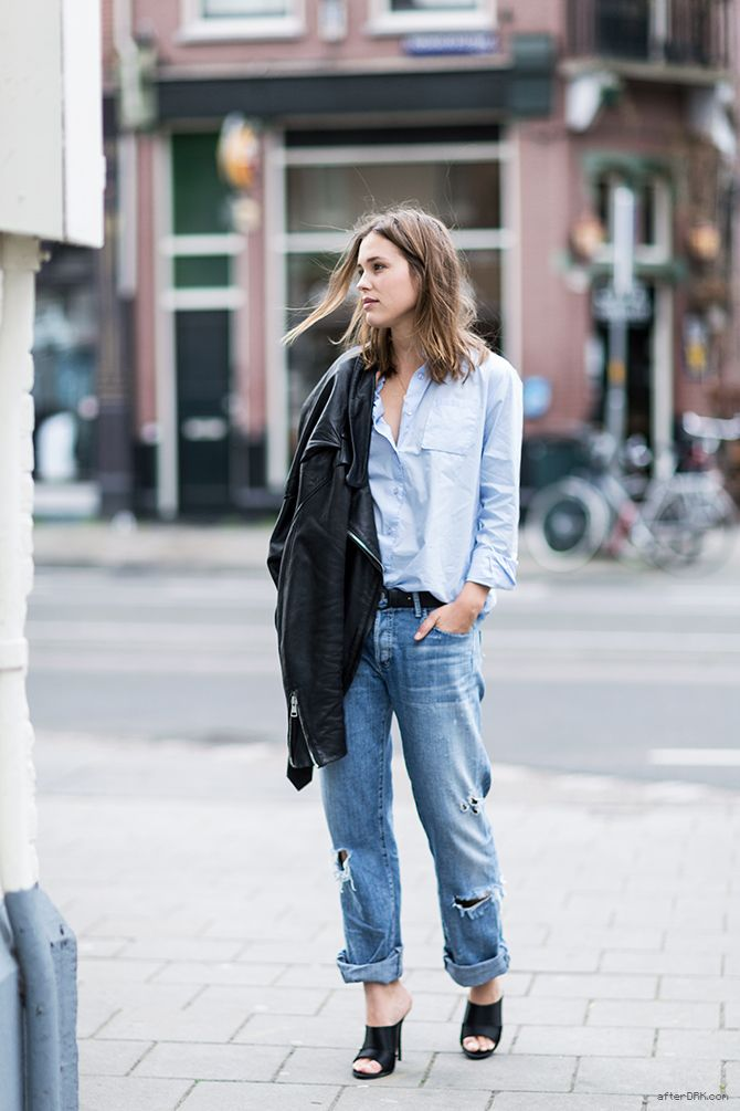 10 Ways to Wear Boyfriend Jeans