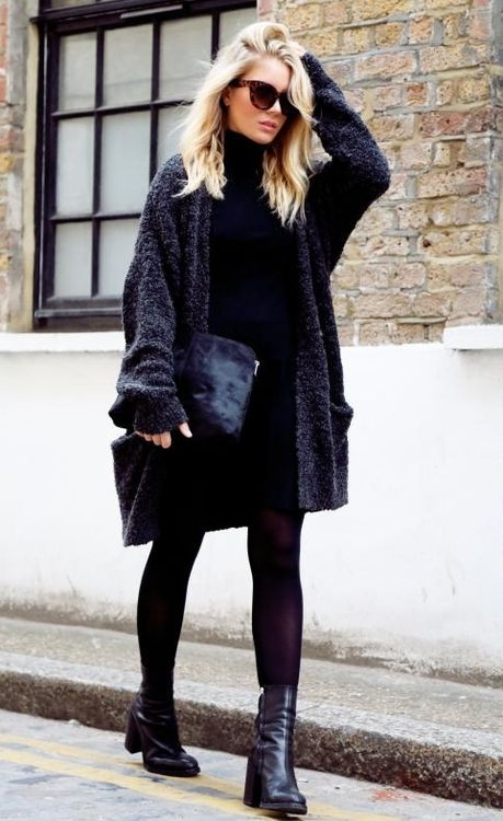 17 Ways To Wear a Cardigan 2021