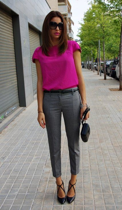 Ways To Style Cropped Pants This Year