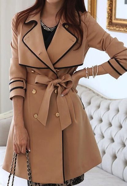 20 Luxe-Looking Fall Coats For Women 2019