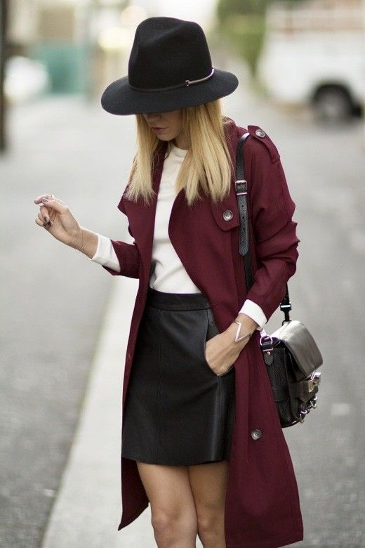 20 Luxe-Looking Fall Coats For Women