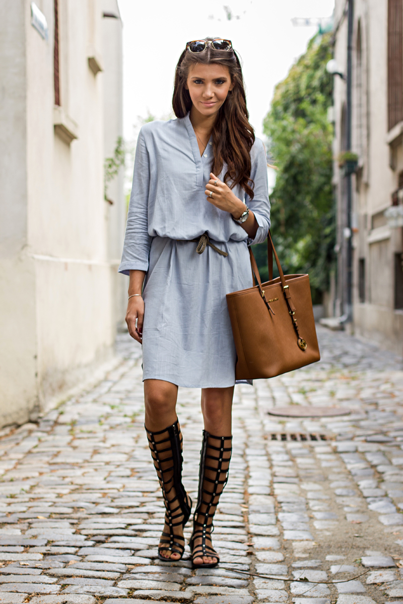 a0abcede61c 15 Ways To Wear Gladiator Sandals 2019