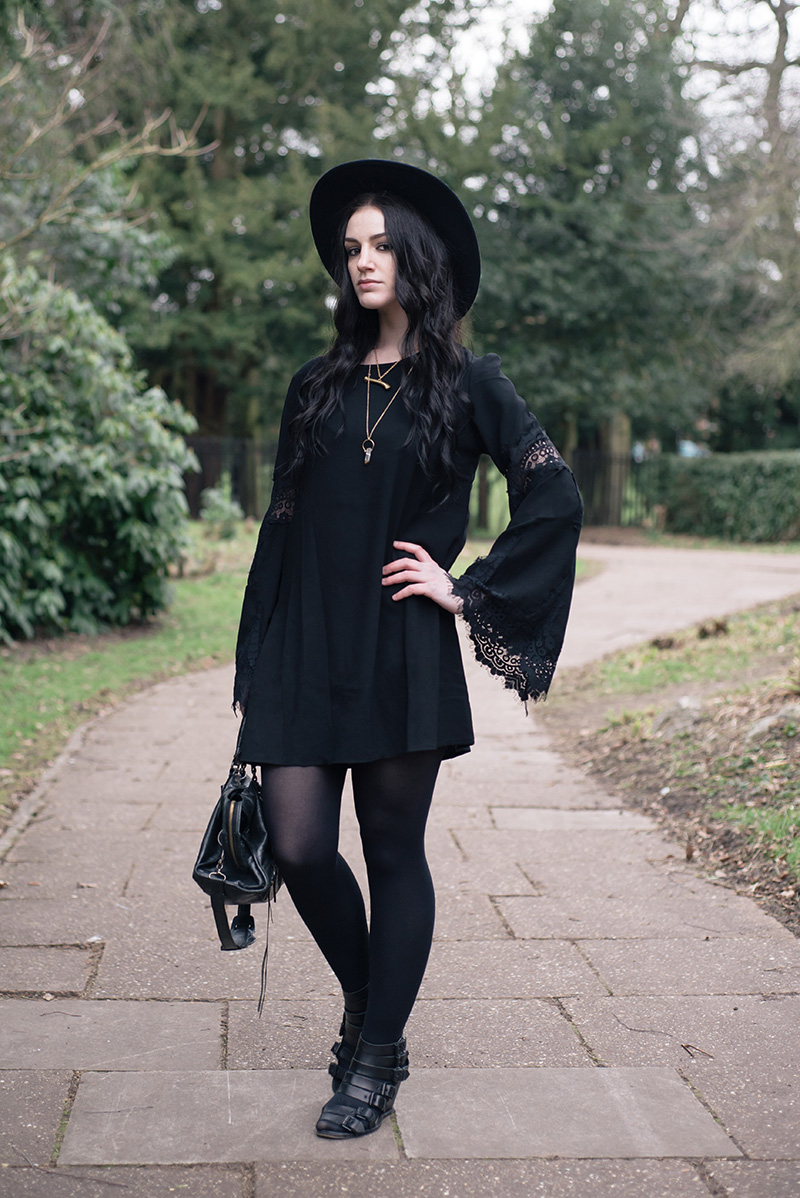Gothic Street Style Ideas 2018 Become Chic