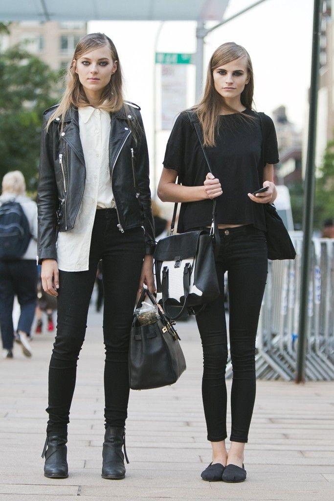 How to Wear Jeans Like a Street Style Star This Fall