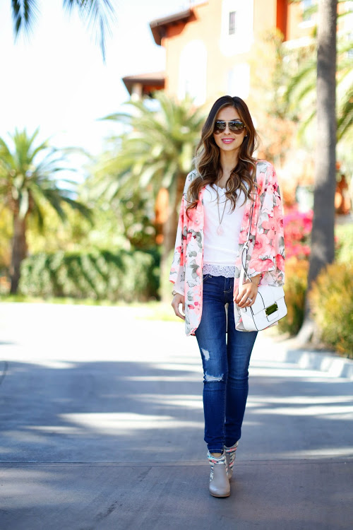 15 Ways To Style Kimono This Year 2020
