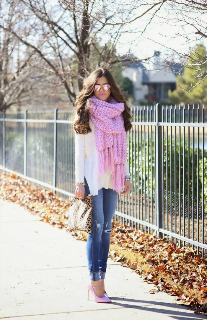 Must Have Women's Scarves For Winter
