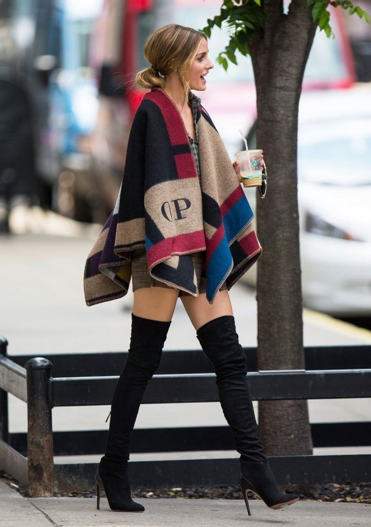 Over-the-Knee Boots For Women: Best Fashion Tips & Outfit Ideas ...