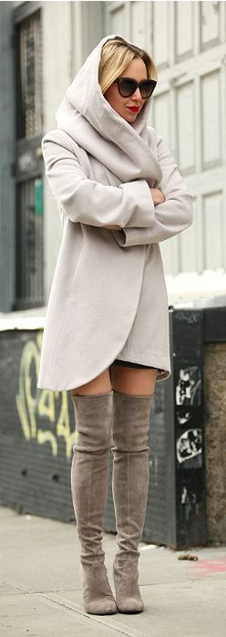 Over-the-Knee Boots For Women: Best Fashion Tips & Outfit Ideas