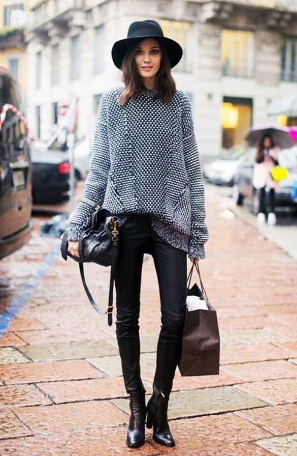 21 Cool Oversized Sweaters For Women