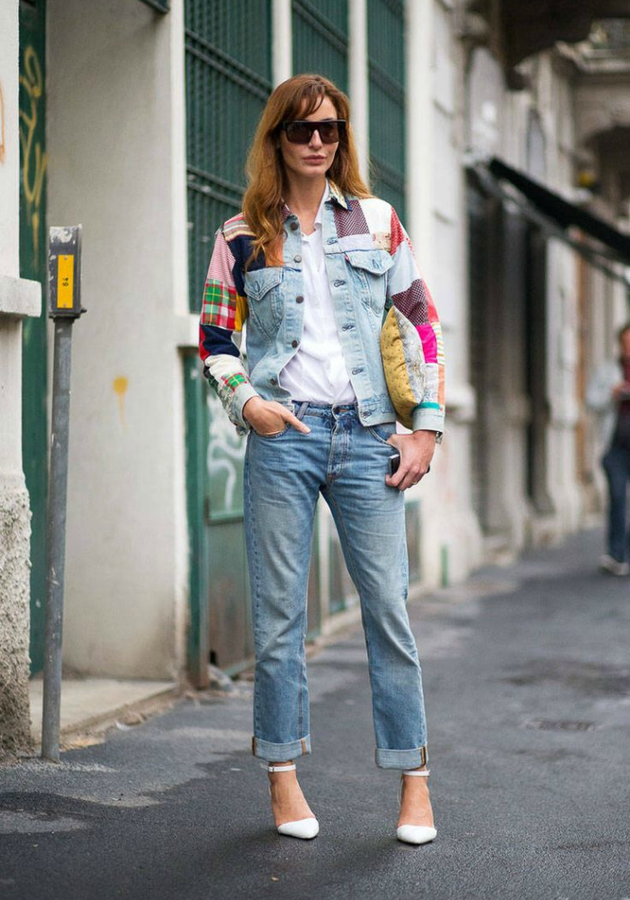 Trend To Try: Patchwork Street Style Looks 2020