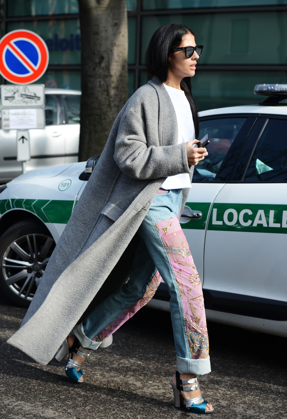 Trend To Try Patchwork Street Style Looks 2019 Become Chic