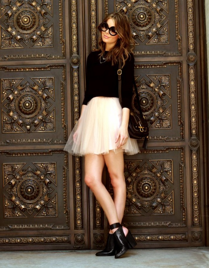 15 Ways To Wear Tulle Skirts 2019