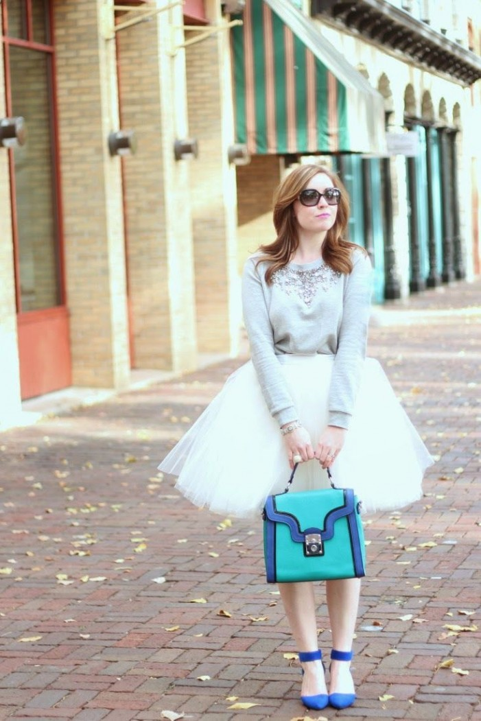 15 Ways To Wear Tulle Skirts