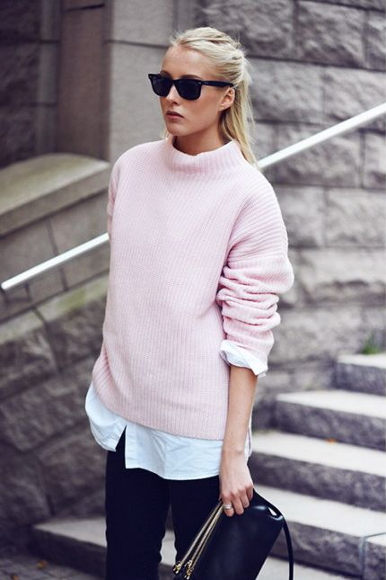 Ways To Wear a Turtleneck This Fall