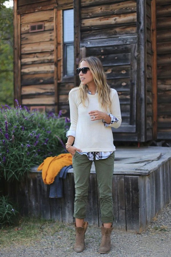 15 Ways To Wear Cargo Pants 2019