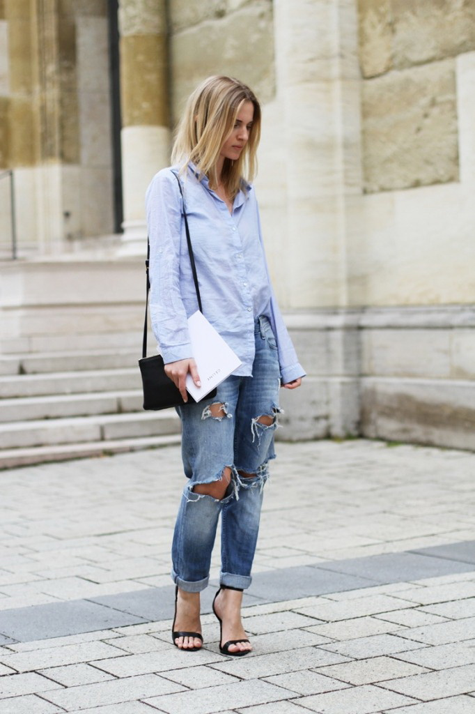 Chic Ways To Wear Classic Shirts In Your Everyday Life ...