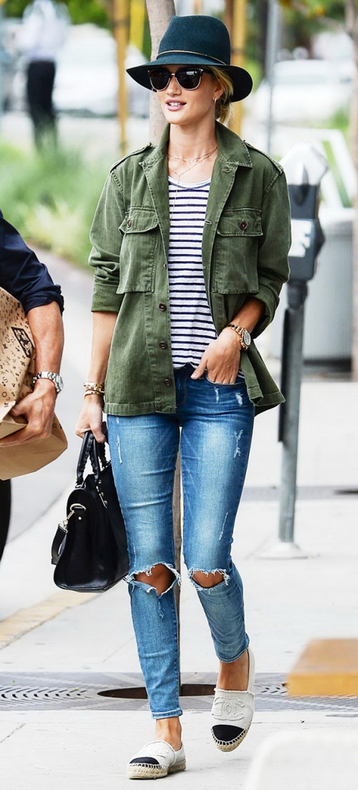 The Coolest Denim Jackets To Wear Now 2020