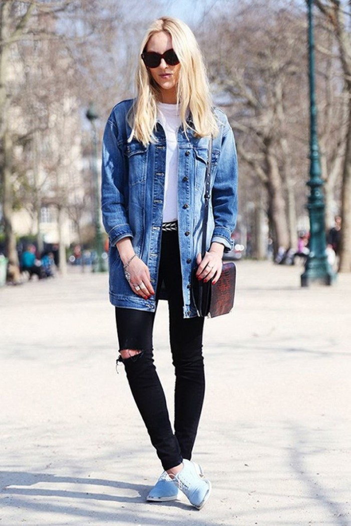 The Coolest Denim Jackets To Wear Now