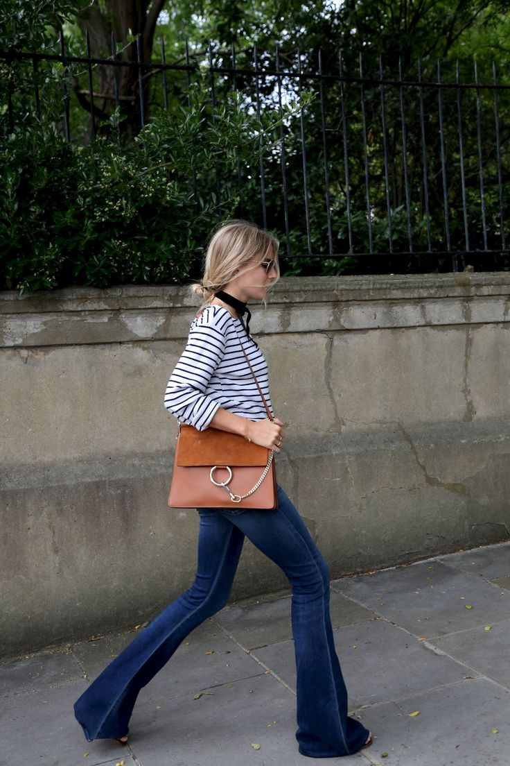 Non-Boring 22 Ways To Wear Flare Jeans 2018 | Become Chic
