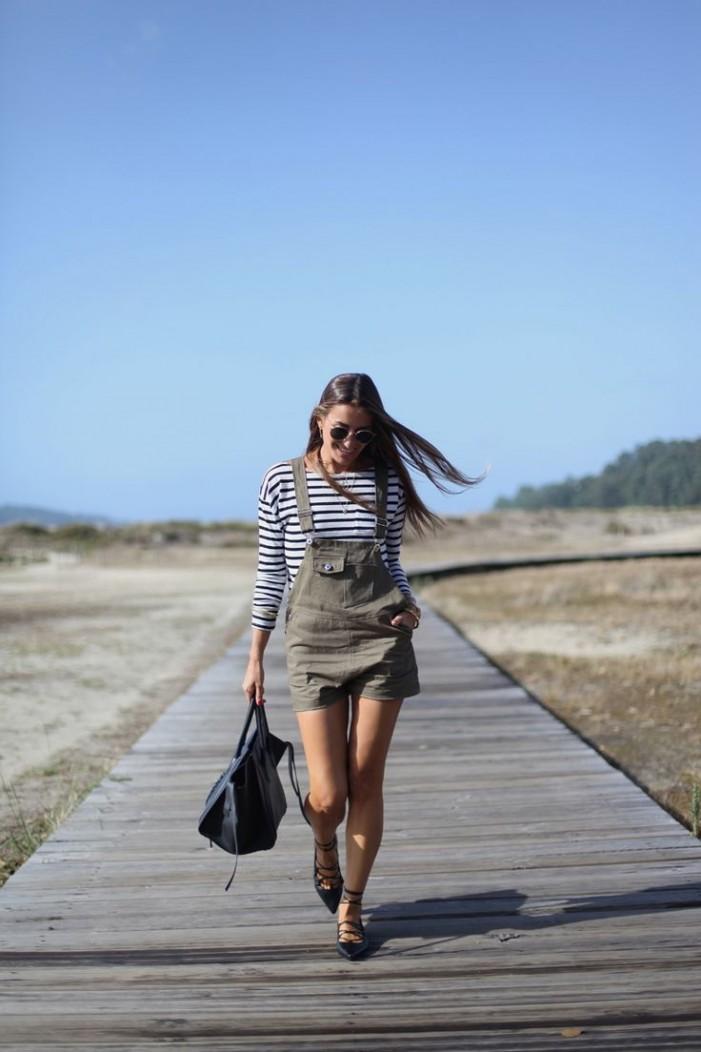 Khaki Smart-Casual Street Style Looks