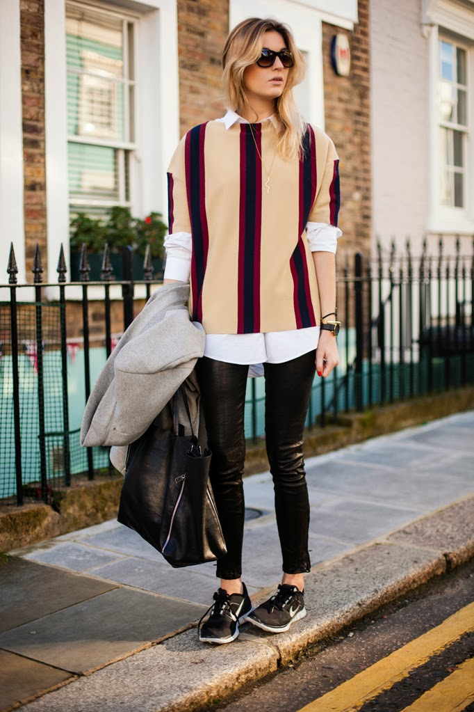 Professional Layering: 6 Ways To Style Top on Blouse