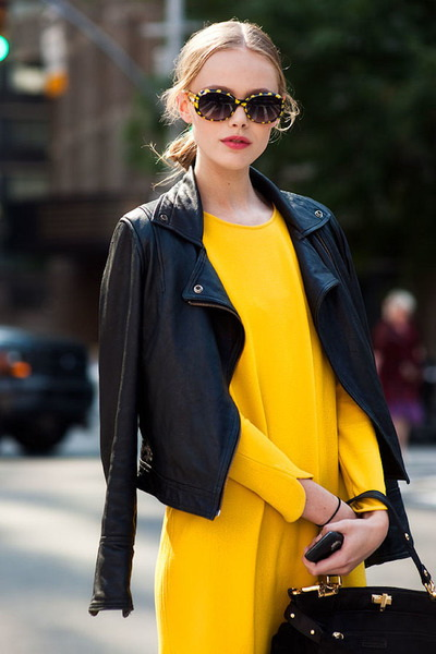 52 Ways To Wear a Leather Jackets 2019