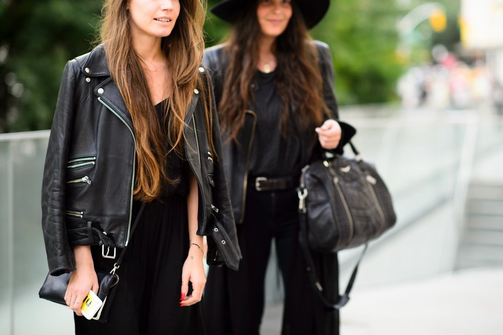 52 Ways To Wear A Leather Jackets 2019 Become Chic