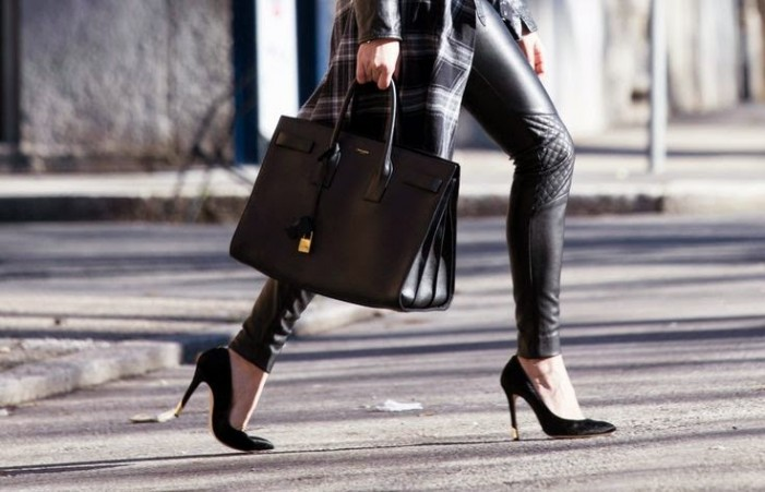 Try On Black Leather Pants This Year: An Ultimate Guide