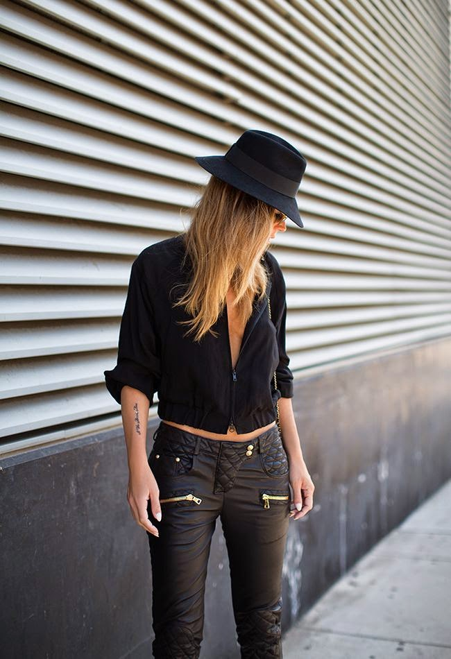 Try On Black Leather Pants This Year: An Ultimate Guide 2021