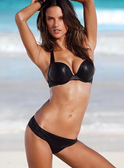 197d0f0700 Leather Swimsuits And Bikinis Ideal for Your Day at the Beach 2019 ...