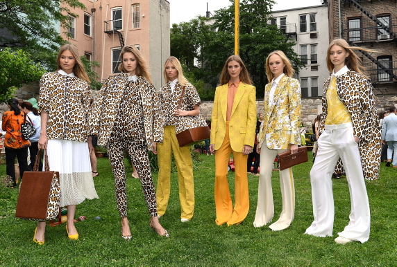 Leopard Suits For Making You Noticeable
