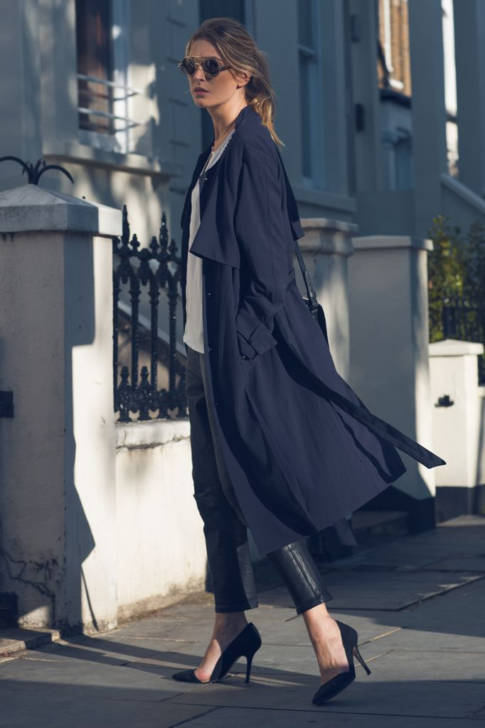 6 Awesome Loose-Fit Trench Coats To Wear This Year